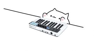 bongo cat keyboard