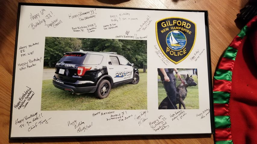 gilford pd autograph