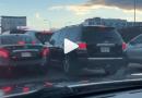 93 traffic merge