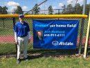 hubbard insurance - baseball field