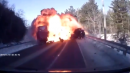 firey crash