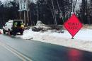 raymond road sign