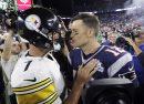 Ben Roethlisberger, Tom Brady